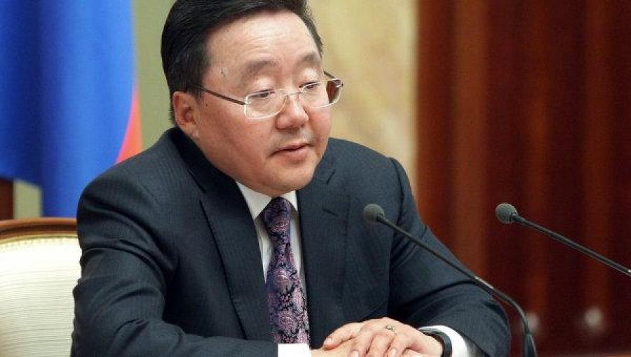 Ерөнхийлөгч Казахстаныг зорилоо