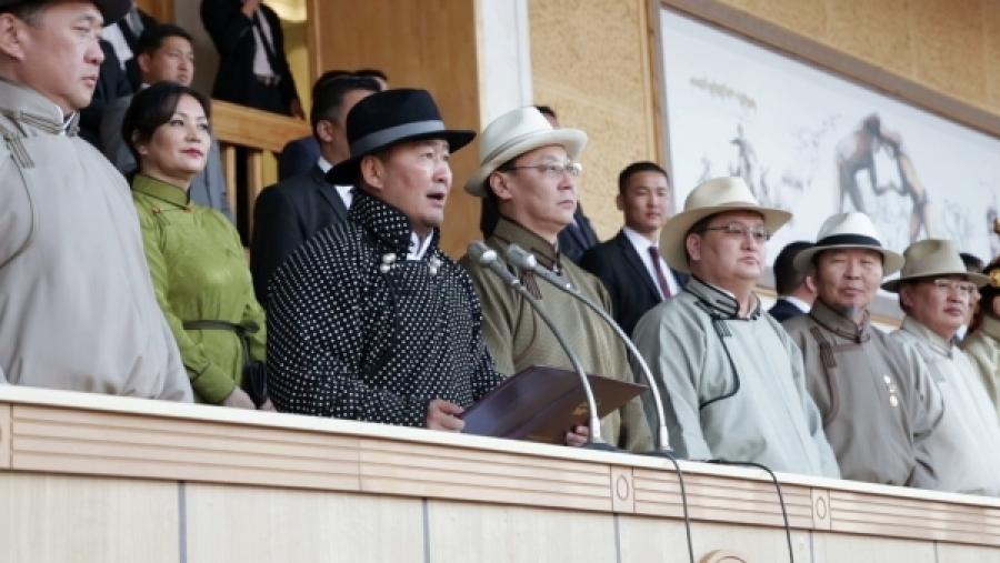 Х.Баттулга: Хүчирхэг Монголыг цогцлоохын төлөө хүн бүр зүтгэцгээе