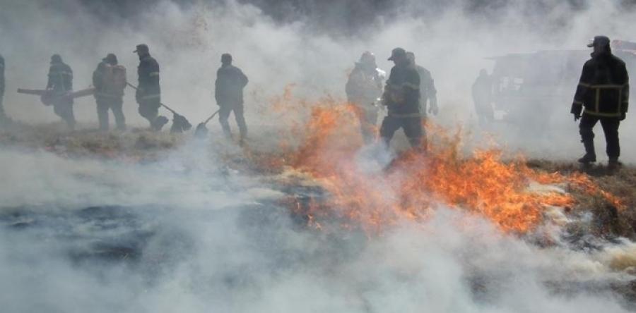 Түймэр унтраахад оролцож байгаа иргэдэд урамшуулал олгоно