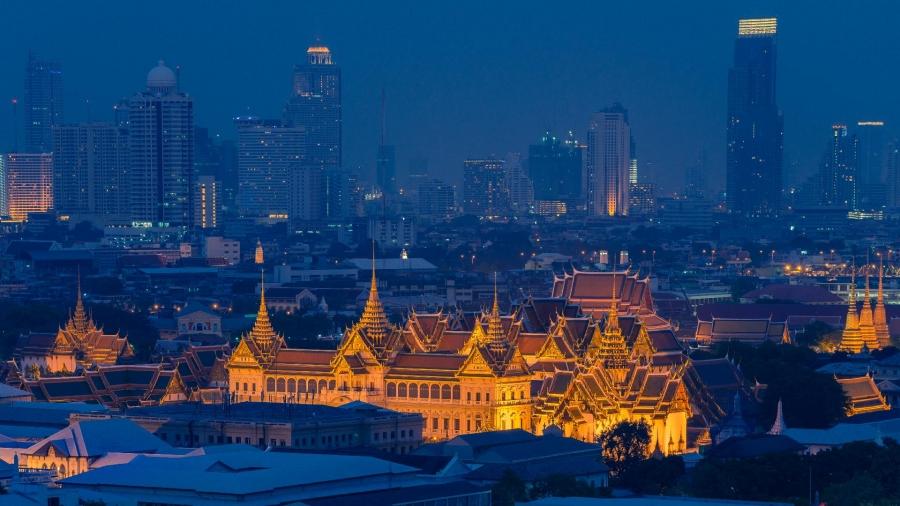 Улаанбаатар, Бангкок ах дүүгийн харилцаат хот боллоо