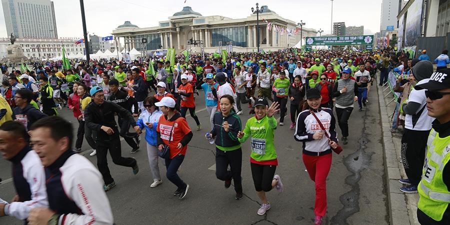 """""""Үзэсгэлэнт Улаанбаатар"""" марафонд оролцох иргэдийг бүртгэж байна"""