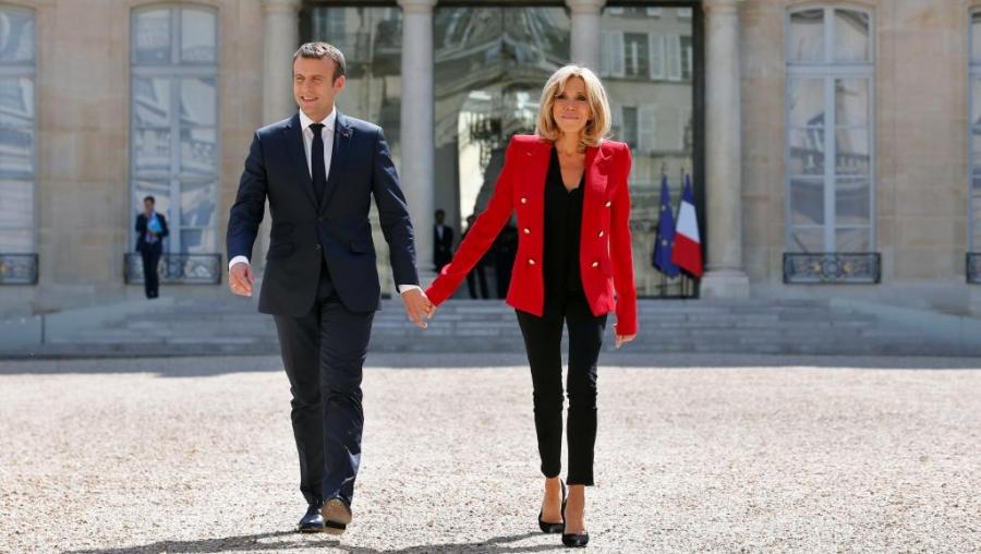 Францад тэргүүн хатагтай хэрэгтэй юу