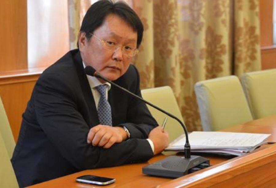 Монголбанкны Ерөнхийлөгч асан Н.Золжаргалыг шалгаж байна