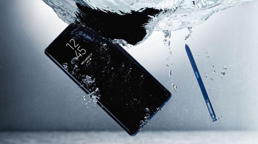 "Самсунг ""Galaxy Note8"" утсаа танилцууллаа"