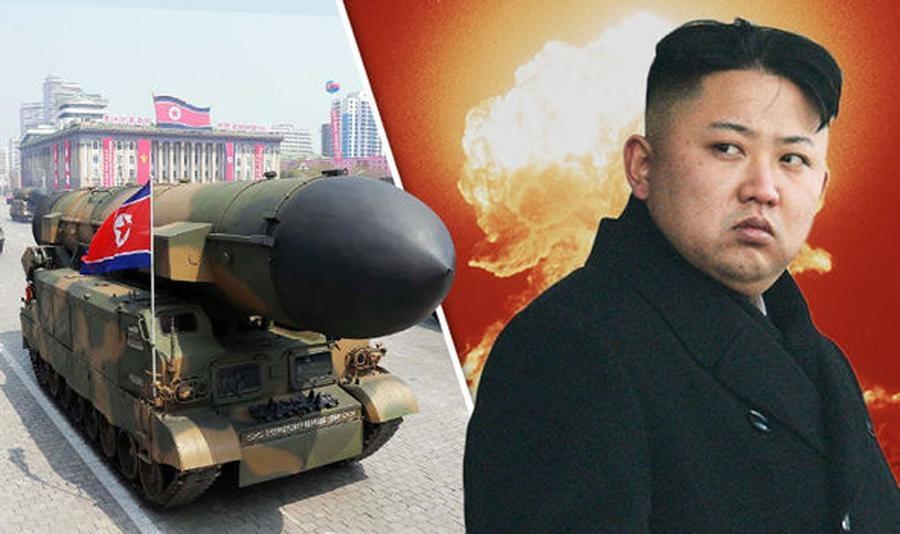 Умард Солонгос үндэсний баяраараа пуужин харвах уу