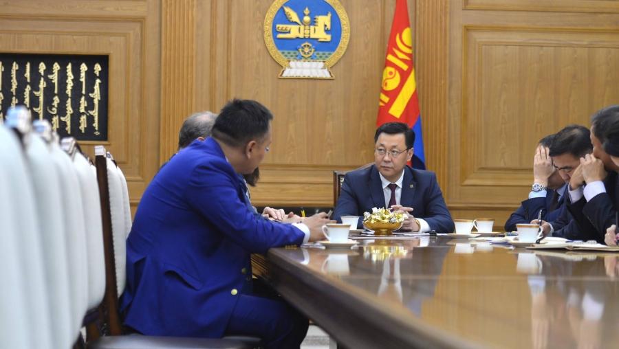 Монголд тракторын үйлдвэр байгуулах хүсэлт гаргалаа