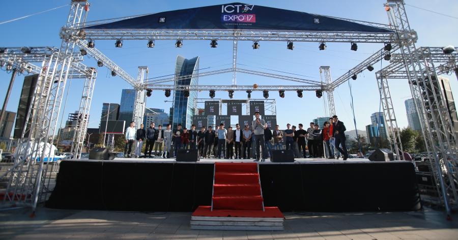 """""""ICT-Expo-2017"""" үзэсгэлэнг 60 гаруй мянган хүн үзжээ"""