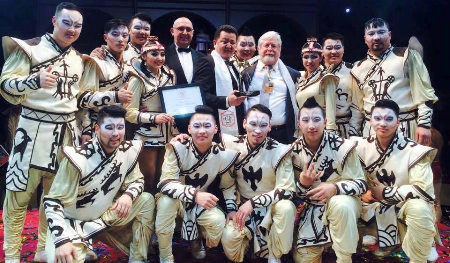 Монголын циркчид алтан цомын эзэн боллоо