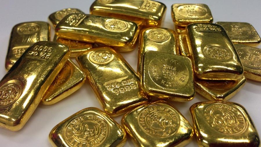 Монголбанк 18.4 тонн алт худалдан авав