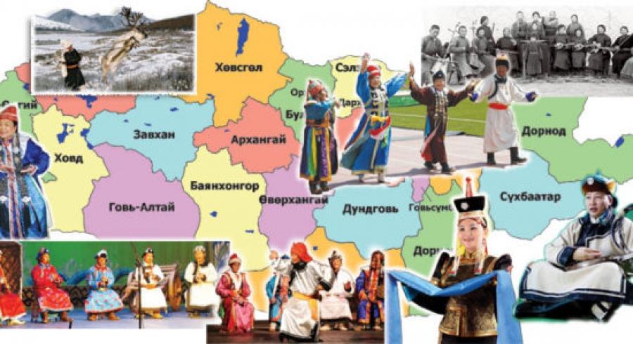 Монгол соёлын мөхөл
