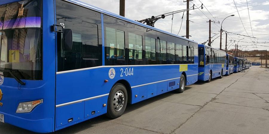 10 чиглэлд нийтийн тээврийн хэрэгслийн тоог нэмэгдүүлжээ