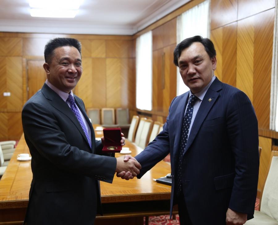 Монгол, Америк хоёр орны дипломат харилцаа тогтоосны 30 жилийн ой тохиож байна