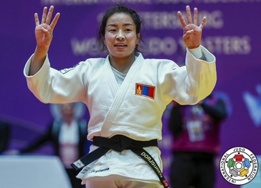 """Д. Сумъяа """"World masters"""" тэмцээнд дөрөв дэх удаагаа түрүүллээ"""