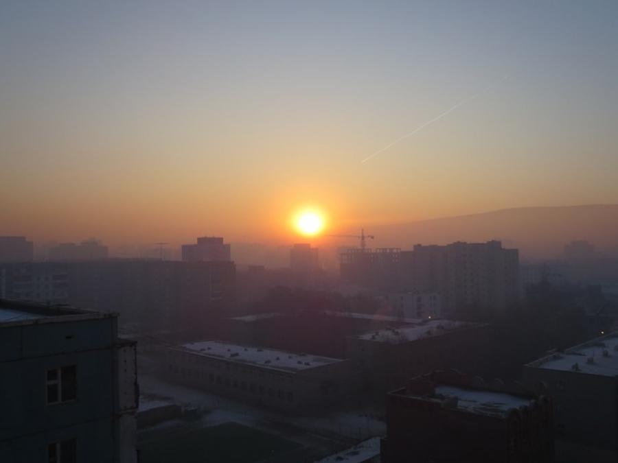 Улаанбаатарт 9-11 хэм хүйтэн