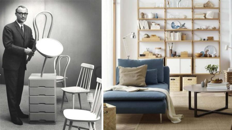 Нацист худалдаачин IKEA хэмээх гүрнийг байгуулсан түүх