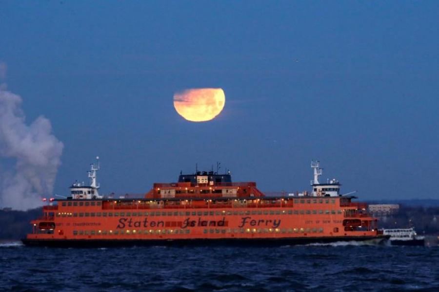 ФОТО: Сар хиртэлт дэлхийн өнцөг булан бүрт