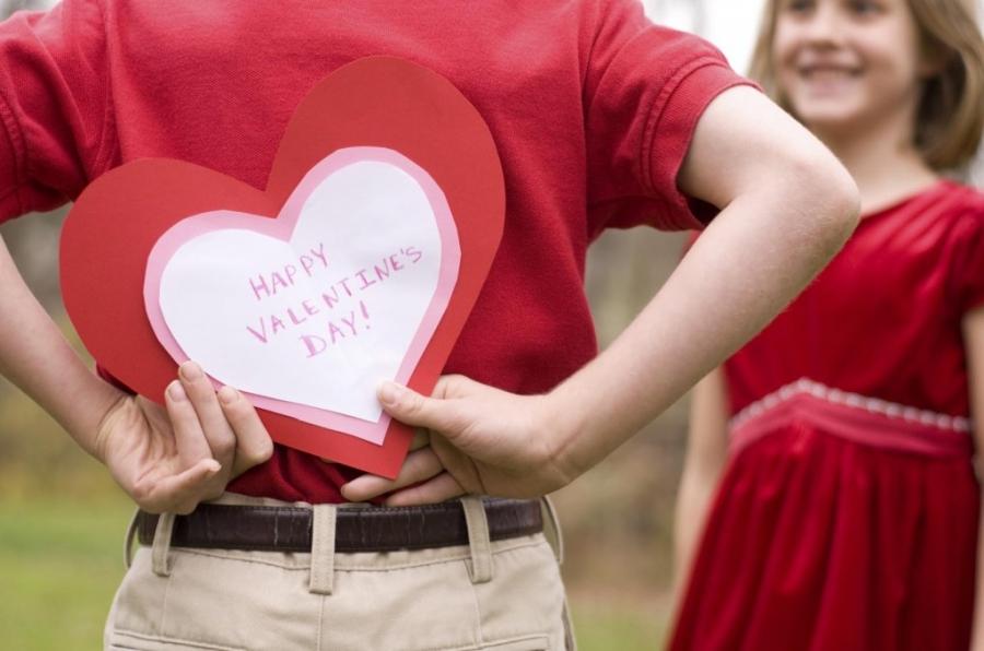 Гэгээн Валентины өдөр