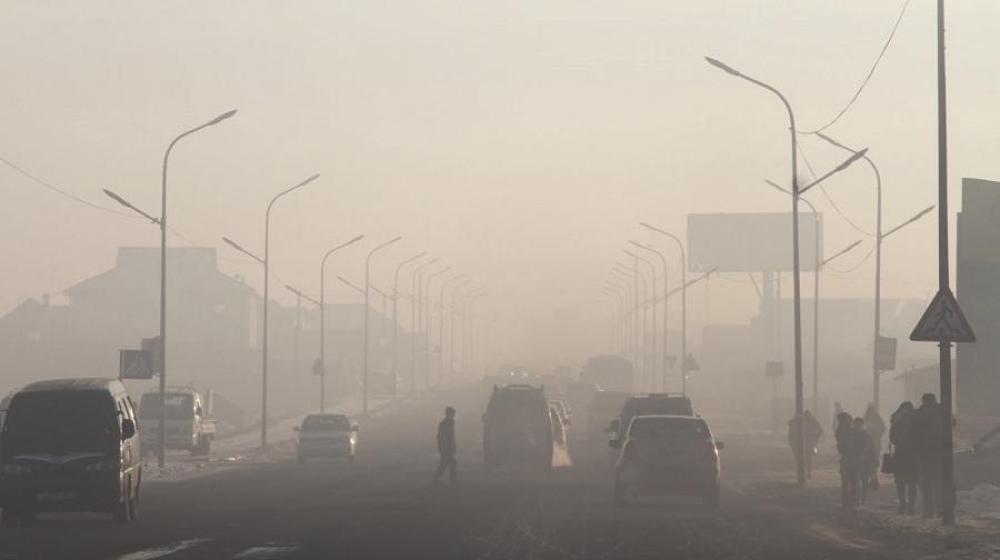 Баянхошуунд агаарын бохирдол стандартаас 15 дахин их байна