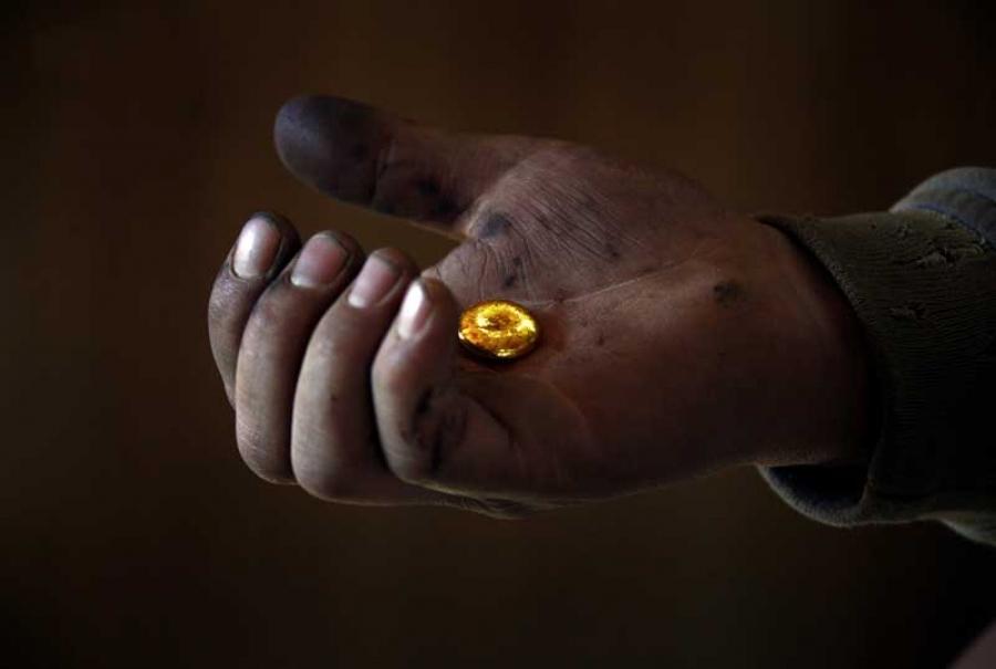 Монголбанк нэг грамм алтыг 102,833  төгрөгөөр худалдан авч байна