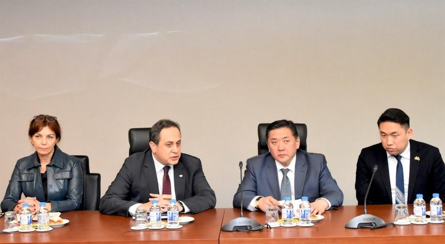 Турк Улс Монголд зээл олгож, хөрөнгө оруулалт хийх сонирхолтой байгаагаа илэрхийлэв