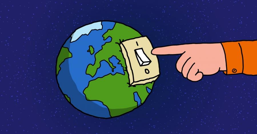 """""""Эх дэлхийн цаг"""" Монголд ес дэх удаагаа"""