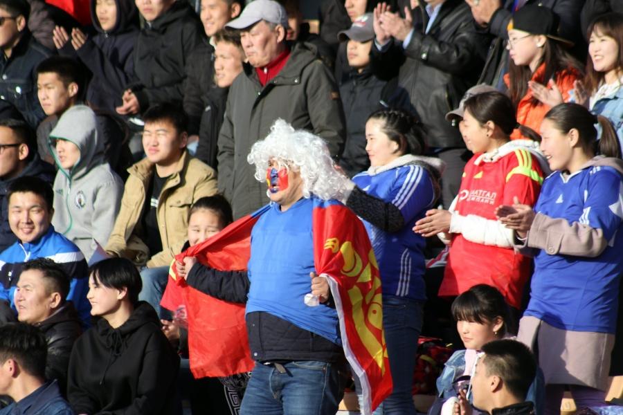 ФОТО: Монголын багийн хөгжөөн дэмжигчид