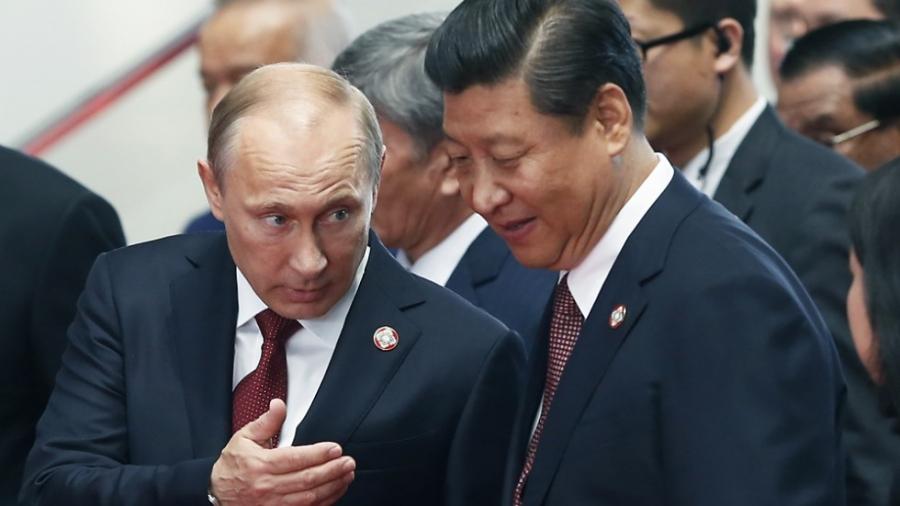 Путин шиг сэтгэж, Ши Жиньпин шиг хөдөл