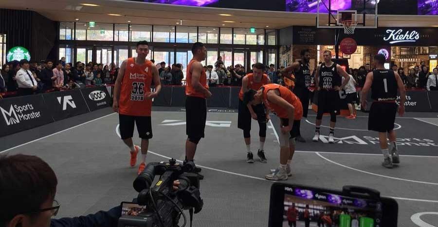 """""""FIBA 3x3 Goyang challenger"""" тэмцээнд манай багууд амжилттай оролцжээ"""