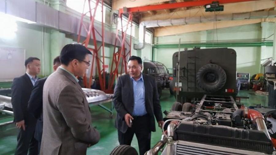 Нийтийн тээвэрт үндэсний үйлдвэрлэгчийн автобус нэвтрүүлэх боломжийг судална