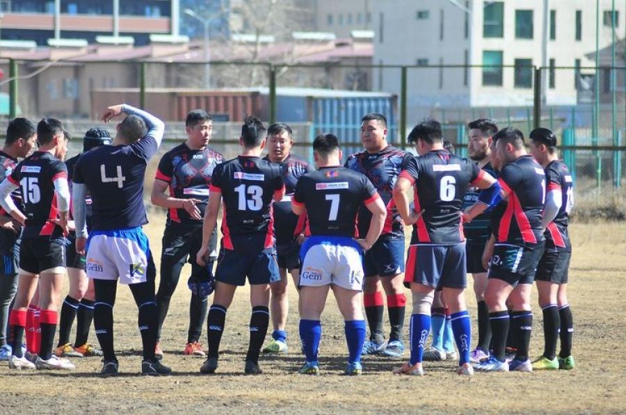 Монголын рагбигийн шигшээ баг Азийн аваргад оролцоно
