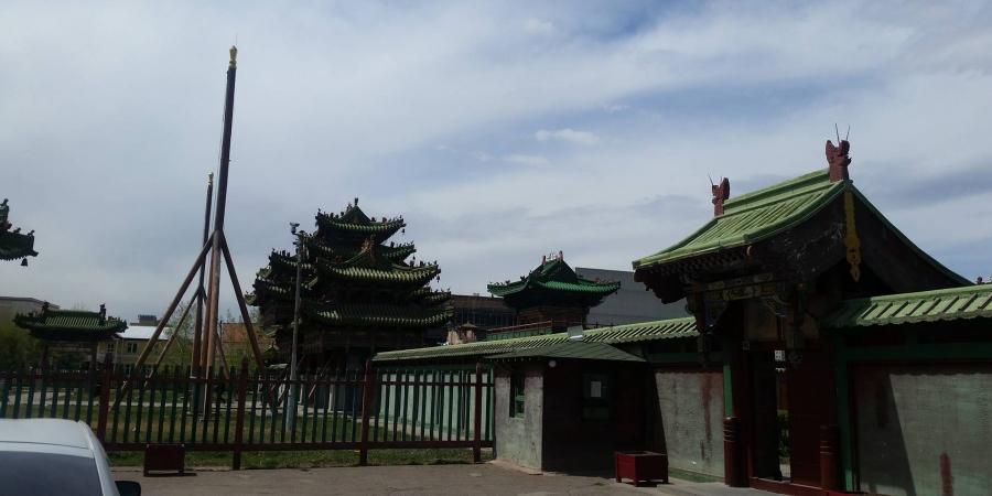 """Богд хааны музейн газраас """"АПУ""""-д өгсөн дарга хэн байв"""