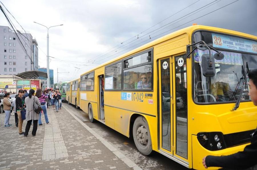 Марафон гүйлтийн үеэр нийтийн тээврийн зарим чиглэлд өөрчлөлт орно