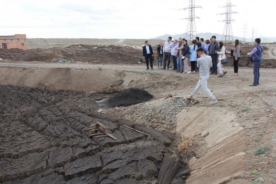 """Монгол эрдэмтний зохион бүтээсэн """"Гумины бэлдмэл""""-ийг лагийн үнэрийг дарахад ашиглаж байна"""