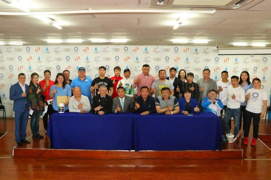 """""""Токио-2020"""" олимпийн тэтгэлэгт 17 тамирчин хамрагдаж байна"""