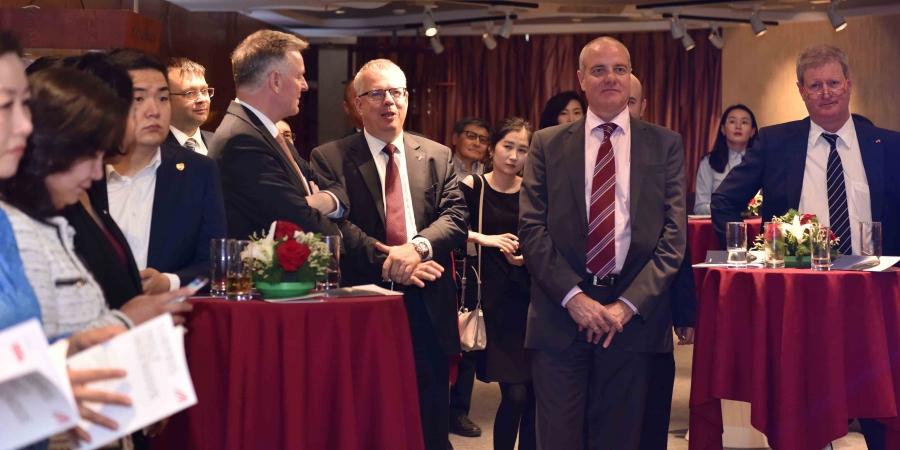 Голомт банк Монгол-Австрийн бизнес уулзалтыг зохион байгууллаа