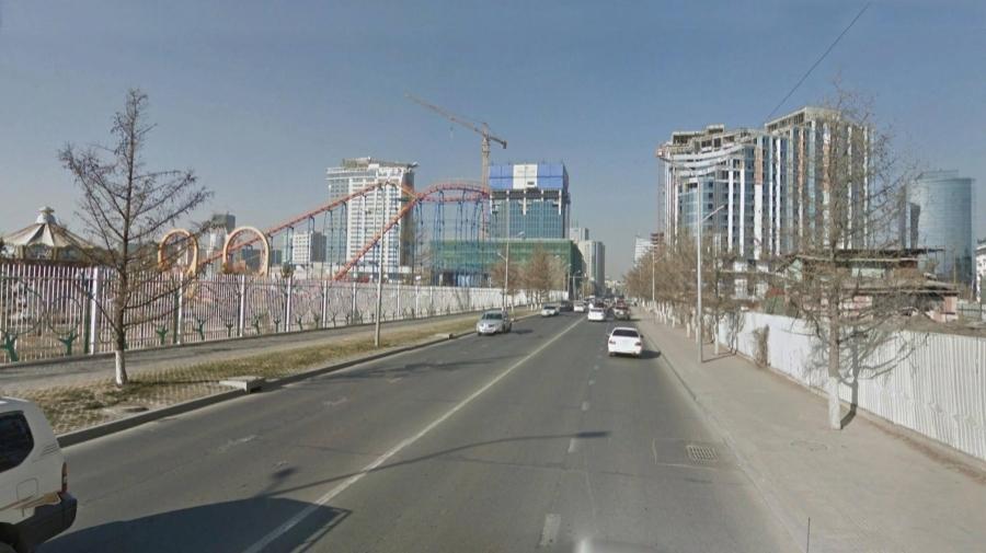 Олимпийн гудамжны замыг маргаашнаас хаана