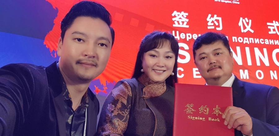 """""""Солиот эх"""" киног Хятадын зах зээлд гаргахаар болжээ"""