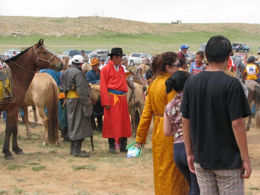 Сумын наадам