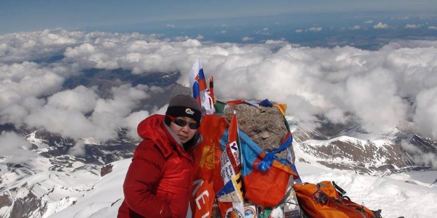 Б.Гангаамаа К2 уулын оргилд гарсан анхны Монгол хүн боллоо