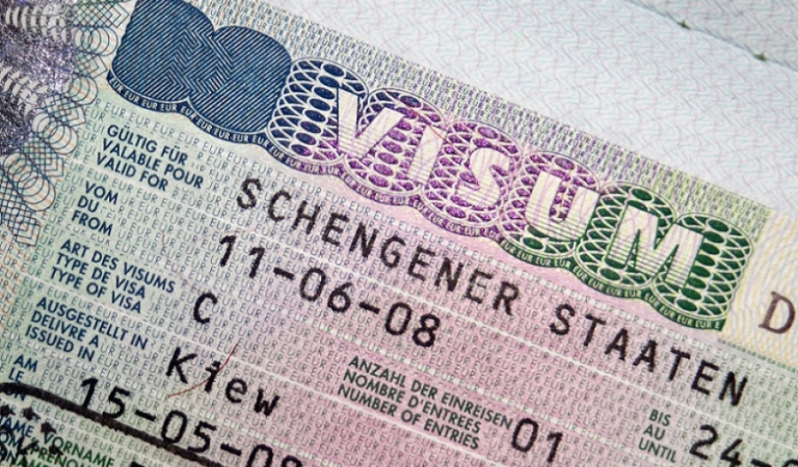 """""""Шенгений виз гаргана"""" гэх зараас болгоомжил"""