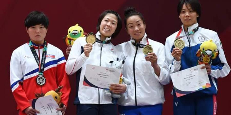 Манай тамирчид Азийн наадмаас 16 медаль хүртээд байна