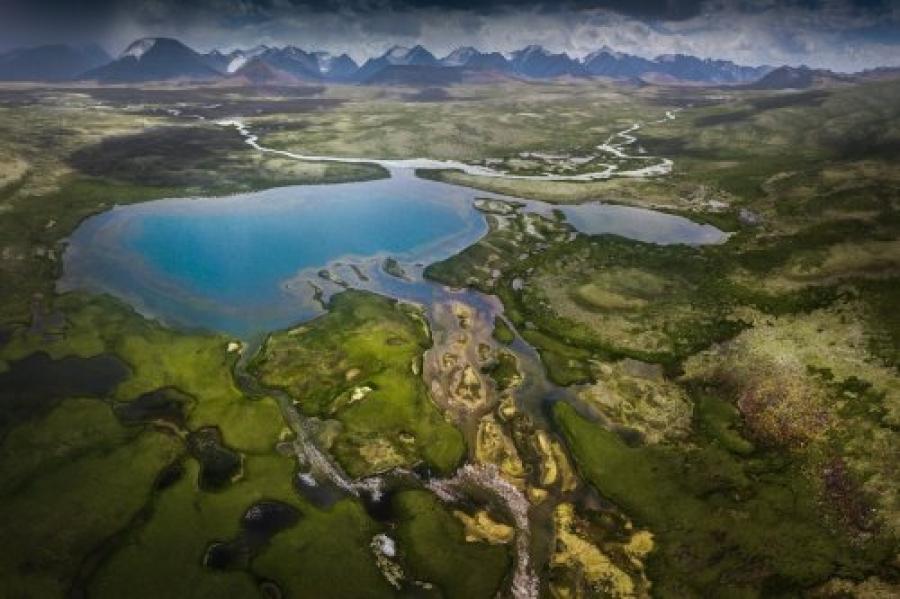 ФОТО: Киргизийн үзэсгэлэнт байгаль