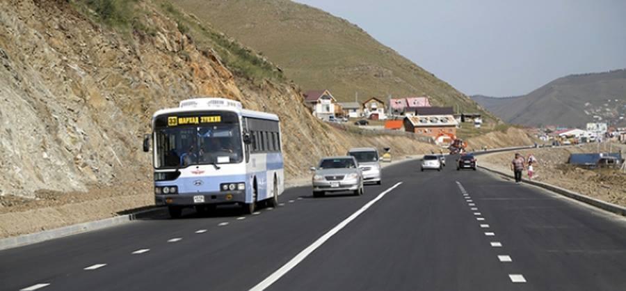 Зуслан чиглэлийн зарим автобусыг зогсоохоор болов