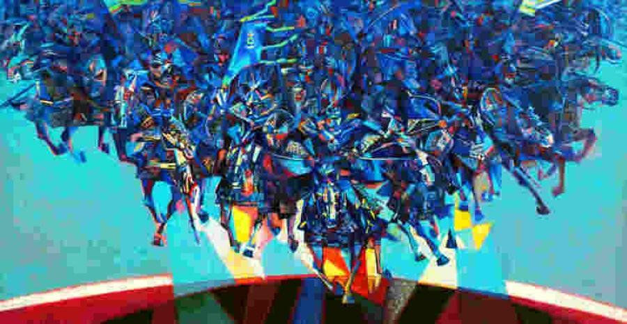 Зураач М.Баярмагнайд 65 сая төгрөгийн мөнгөн шагнал олгоно