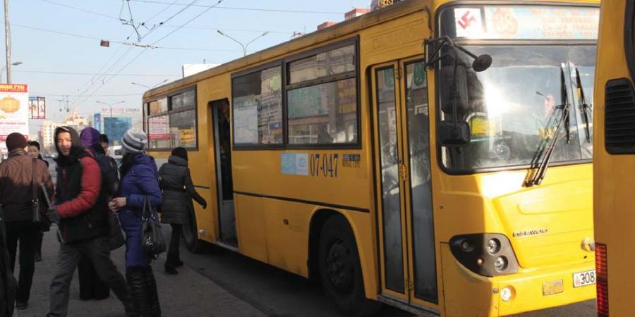 Нарантуул худалдааны төврүү нэмэлтээр автобус явуулна