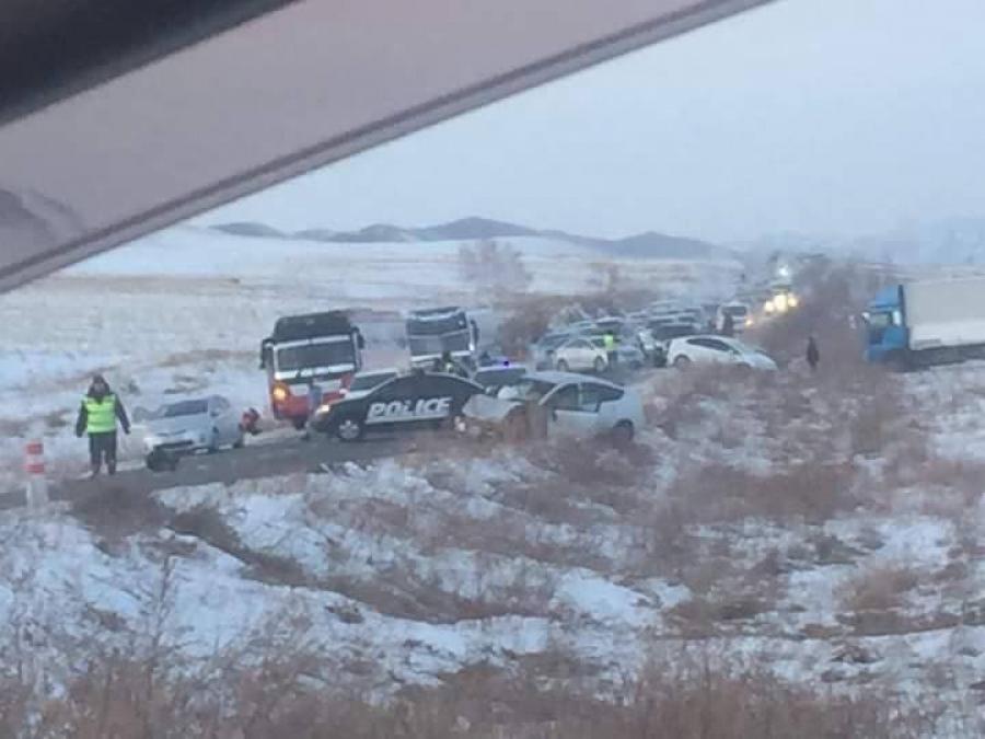 Баярын өдрүүдэд зам тээврийн ослоор 10 хүн амиа алджээ