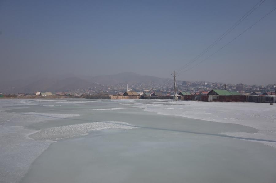 Улаанбаатар хот орчмын халиаг судлах ба ашиглах