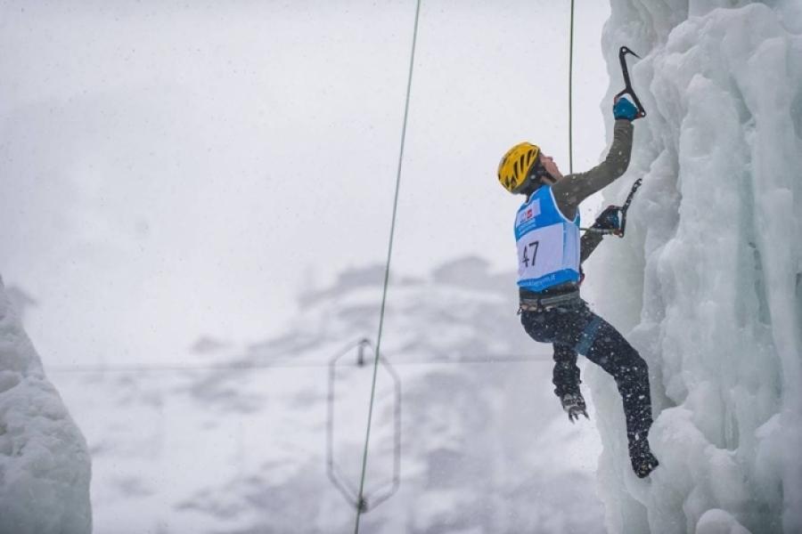 Мөсөнд авиралтын дэлхийн аварга шалгаруулах тэмцээн болно