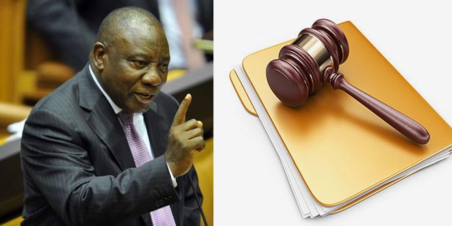 Өмнөд Африкийн ерөнхийлөгч авлигын эсрэг тусгай шүүх байгуулах шийдвэр гаргалаа
