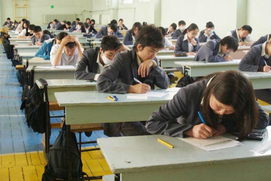 Монгол хэл, бичгийн шалгалт маргааш эхэлнэ